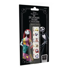 USAopoly - The Nightmare Before Christmas Dice Set