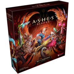 Ashes Reborn: Rise of the Phoenixborn Master Set