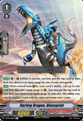 Darting Dragon, Bluesprint - V-BT10/036EN - R