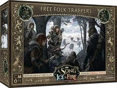 A Song of Ice & Fire - Tabletop Miniatures Game - Free Folk Trappers