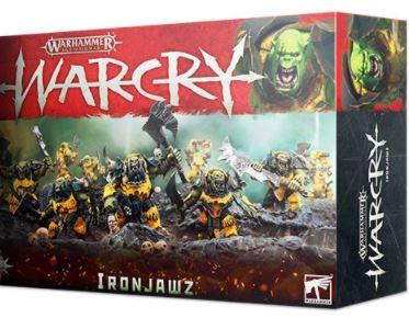 Warcry: Ironjawz