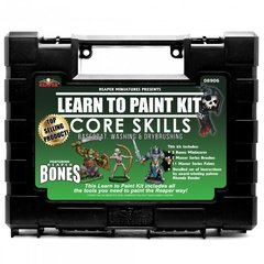 08906 - Learn To Paint Kit (Core Skills)