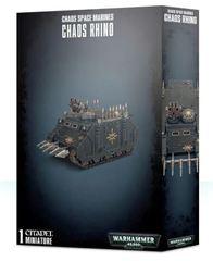 Chaos Space Marines - Chaos Rhino