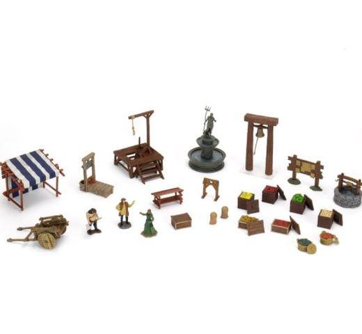 Warlock Tiles: Accessory - Marketplace