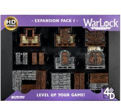 Warlock Tiles: Expansion Pack I