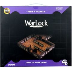 Warlock Tiles: Town & Village I