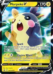 Morpeko V - SWSH056 - SWSH Black Star Promo