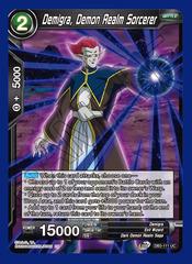 Demigra, Demon Realm Sorcerer - DB3-111 - UC