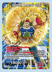 Bardock, Legends Origin - DB3-118 - SR