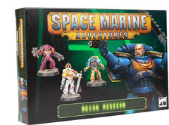 Space Marine Adventures - Recon Mission