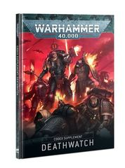 Codex Supplement: Deathwatch (Hb) (English)