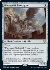 Bladegriff Prototype - Foil