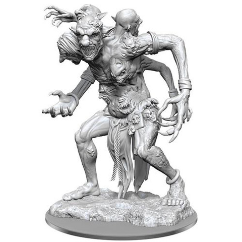 D&D Nolzurs Marvelous Unpainted Miniatures: W14 Dire troll Paint Night Kit