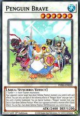 Penguin Brave - PHRA-EN039 - Common - 1st Edition