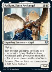 Radiant, Serra Archangel