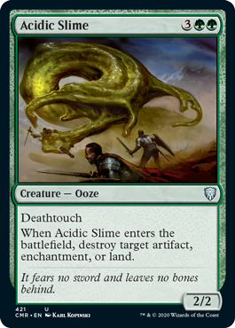 Acidic Slime - Theme Deck Exclusive