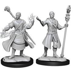 D&D Nolzur's Marvelous Unpainted Miniatures: W14 Male Half-Elf Wizard