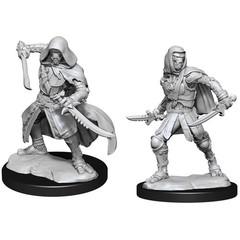 D&D Nolzur's Marvelous Unpainted Miniatures: W14 Warforged Rogue