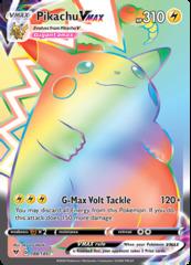 Pikachu VMAX - 188/185 - Secret Rare