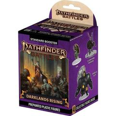 Pathfinder Battles Miniatures: Darklands Rising Booster Pack
