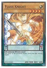 Flash Knight - DEM3-EN003 - Common
