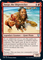 Dargo, the Shipwrecker - Foil