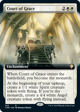 Court of Grace - Extended Art
