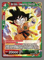 [DEPRECATED]Son Goku, Unwavering Conviction - DB3-116 - R - Foil