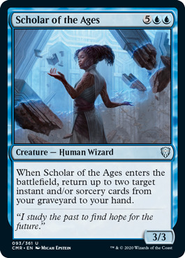 Scholar of the Ages
