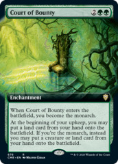 Court of Bounty - Extended Art