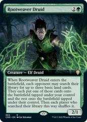 Rootweaver Druid - Extended Art
