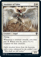 Anointer of Valor - Foil