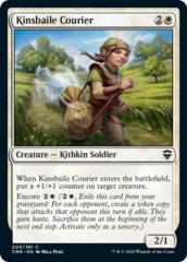 Kinsbaile Courier - Foil