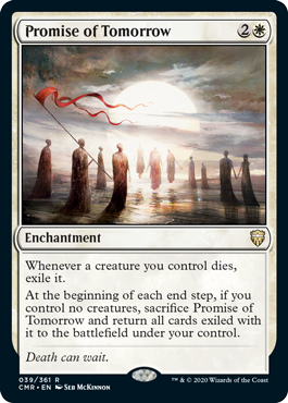 Promise of Tomorrow - Foil