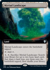 Myriad Landscape (Extended Art)