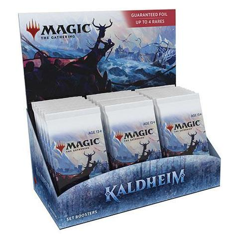 Kaldheim Set Booster Pack Display (30 Packs)