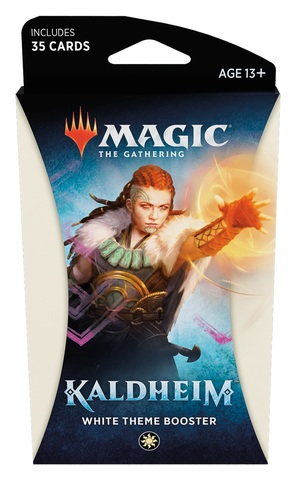 Kaldheim Theme Booster - White