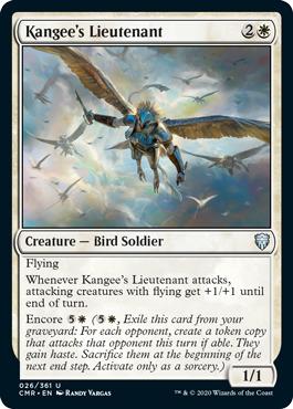 Kangees Lieutenant
