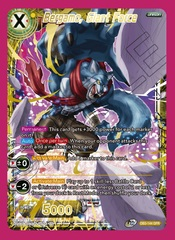 Bergamo, Giant Force - DB3-144 - GFR