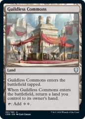 Guildless Commons - Foil