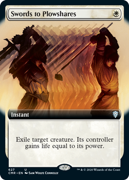 Swords to Plowshares - Foil - Extended Art