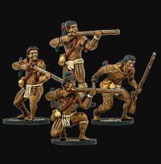 Warrior Musketeers Unit