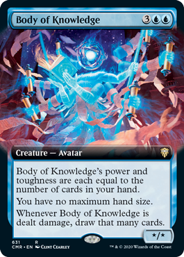 Body of Knowledge (Extended Art)