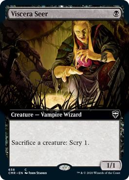 Viscera Seer (Extended Art)