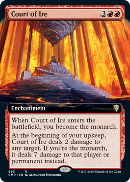 Court of Ire - Extended Art