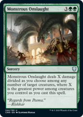 Monstrous Onslaught