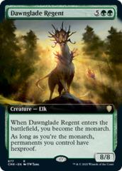 Dawnglade Regent - Foil - Extended Art