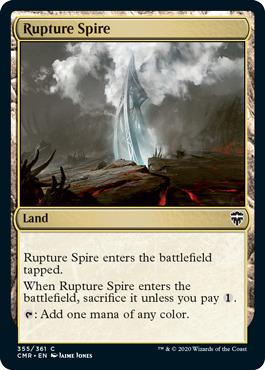 Rupture Spire - Foil