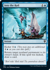 Into the Roil - Theme Deck Exclusive
