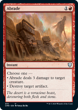 Abrade - Theme Deck Exclusive